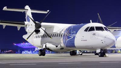 OY-CHT - ATR 42-300 - FlyDenim (Aeronova)