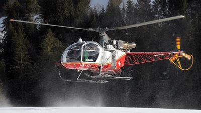 A picture of HBXRE - Aerospatiale SA.315B Lama -  - © Paul Denton