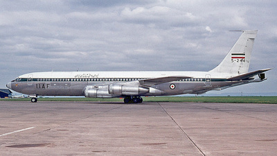 5-244 - Boeing 707-3J9C - Iran - Air Force