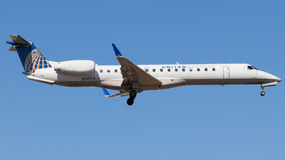 N14174 - Embraer ERJ-145XR - United Express (ExpressJet Airlines)