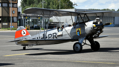 D-EGBR - Focke-Wulf Fw44 Stieglitz - Private