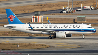 B-8671 - Airbus A320-271N - China Southern Airlines
