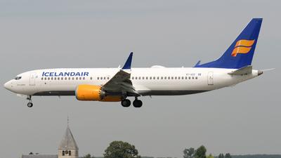 TF-ICE - Boeing 737-8 MAX - Icelandair