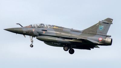 617 - Dassault Mirage 2000D - France - Air Force