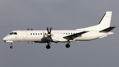 G-CERZ - Saab 2000 - Eastern Airways