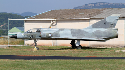 440 - Dassault Mirage 3E - France - Air Force
