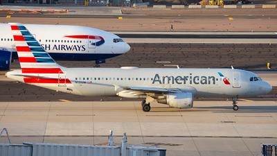 N123UW - Airbus A320-214 - American Airlines