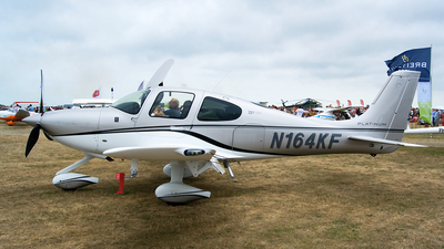 N164KF - Cirrus SR22T-GTS Platinum - Private