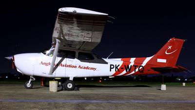 PK-WTQ - Cessna 172S Skyhawk - Angkasa Aviation Academy