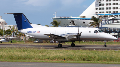 N290SW - Embraer EMB-120ER Brasília - Berry Aviation