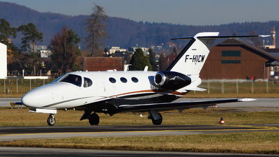 F-HICM - Cessna 510 Citation Mustang - Private