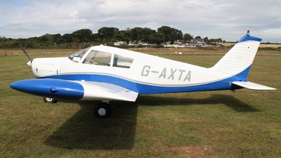 G-AXTA - Piper PA-28-140 Cherokee B - Private