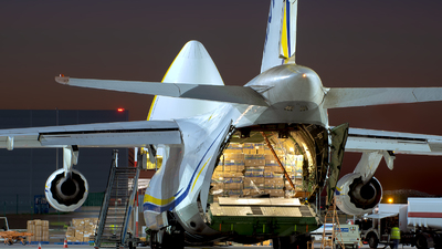 UR-82009 - Antonov An-124-100 Ruslan - Antonov Airlines