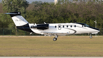 HA-SCS - Cessna 650 Citation VII - Jetstream Air