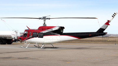 C-GXER - Bell 212 - Elbow River Helicopters