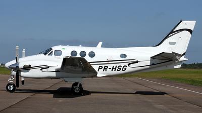 PR-HSG - Beechcraft C90GT King Air - Private
