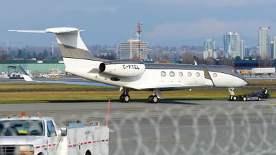 C-FTEL - Gulfstream G550 - Private