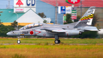 76-5752 - Kawasaki T-4 - Japan - Air Self Defence Force (JASDF)