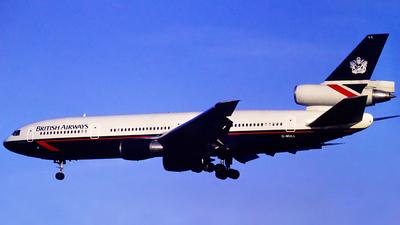 G-MULL - McDonnell Douglas DC-10-30 - British Airways