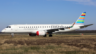 D-AWSI - Embraer 190-100LR - Braathens Regional