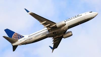 N36280 - Boeing 737-824 - United Airlines