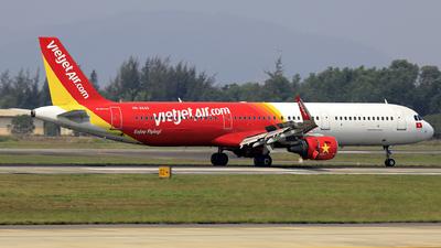 VN-A649 - Airbus A321-211 - VietJet Air