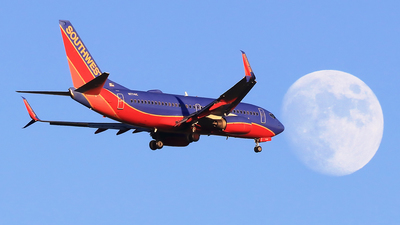 N7741C - Boeing 737-7BD - Southwest Airlines