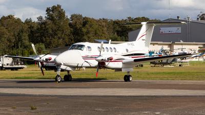 VH-NGL - Beechcraft B200 Super King Air - Matt Hall Racing