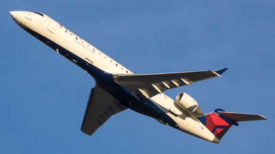 N340CA - Bombardier CRJ-701ER - Delta Connection (Endeavor Air)