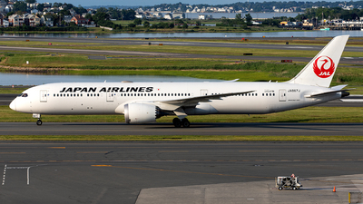 A picture of JA867J - Boeing 7879 Dreamliner - Japan Airlines - © OCFLT_OMGcat