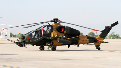 18-1035 - TAI T-129A ATAK - Turkey - Army