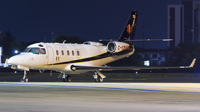 C-GBSW - IAI 1125 Astra SPX - Latitude Air Ambulance