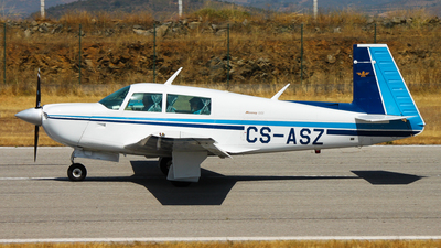 CS-ASZ - Mooney M20J - Private