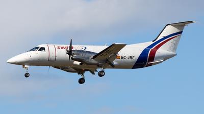 A picture of ECJBE - Embraer EMB120FC Brasilia - Swiftair - © Jeremy De Winter