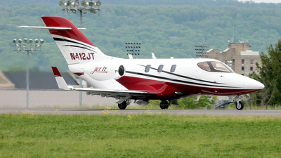 N412JT - Honda HA-420 HondaJet - Jet It