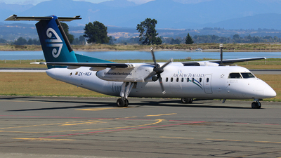 ZK-NEA - Bombardier Dash 8-Q311 - Air New Zealand Link (Air Nelson)