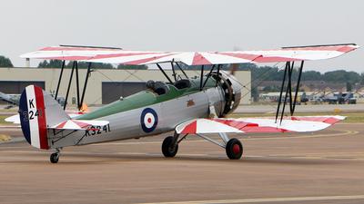 G-AHSA - Avro 621 Tutor - Private