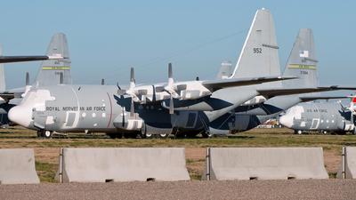 952 - Lockheed C-130H Hercules - Norway - Air Force