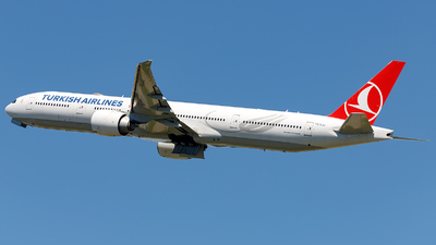 A picture of TCLJJ - Boeing 7773F2(ER) - Turkish Airlines - © James Rowson