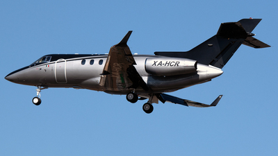 A picture of XAHCR - Hawker 900XP - [HA0149] - © PAUL LINK