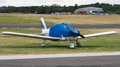 A picture of GAVRU - Piper PA28180 - [284025] - © C. v. Grinsven
