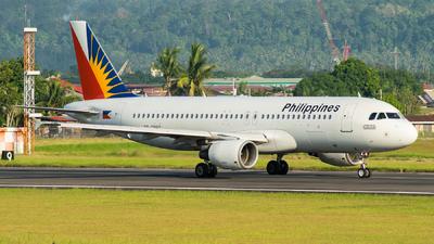 A picture of RPC8612 - Airbus A320214 - Philippine Airlines - © Gerard Belvis