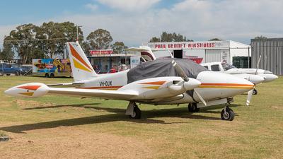 VH-DJX - Piper PA-30-160 Twin Comanche - Private