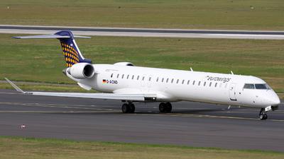 D-ACND - Bombardier CRJ-900 - Eurowings