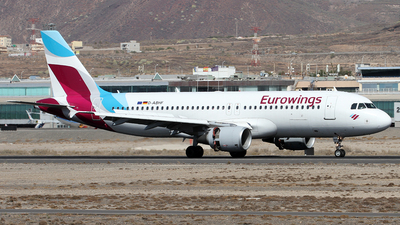 A picture of DABHF - Airbus A320214 - Eurowings - © Alfonso Solis
