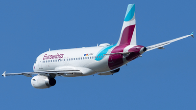 A picture of DAGWV - Airbus A319132 - Eurowings - © Alexander Jeglitsch