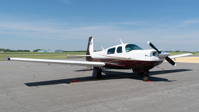 N252ML - Mooney M20K - Private