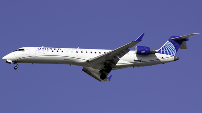 N533GJ - Bombardier CRJ-550 - United Express (GoJet Airlines)