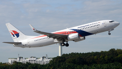 9M-MXX - Boeing 737-8H6 - Malaysia Airlines