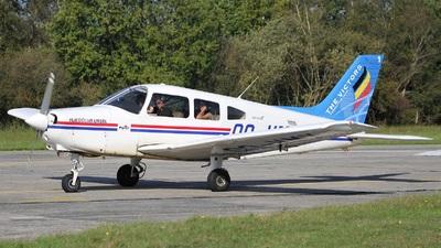 OO-VMY - Piper PA-28-161 Warrior III - Aero Club - Ursel